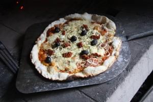 BAKEROVNEN pizza